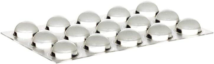 Home Xpert Bumpers Clear Lens – Verschillende maten, Ø 16,0 mm, Hoogte: 7,9 mm