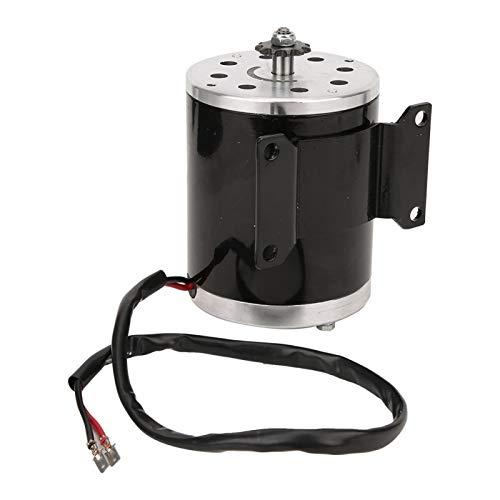 XINMYD Motor de Gran Potencia, Cepillo de Alta Velocidad de Metal de 12 V y 500 W Motor de Gran Potencia para vehículo eléctrico Scooter de Dos o Cuatro Ruedas