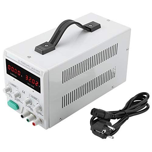 Okuyonic Bloc d'alimentation numérique CC 4LED stabilisateur de Tension d'alimentation CC pour...