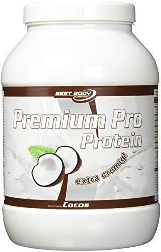 Best Body Nutrition Premium Pro, Cocos, 750 g Dose