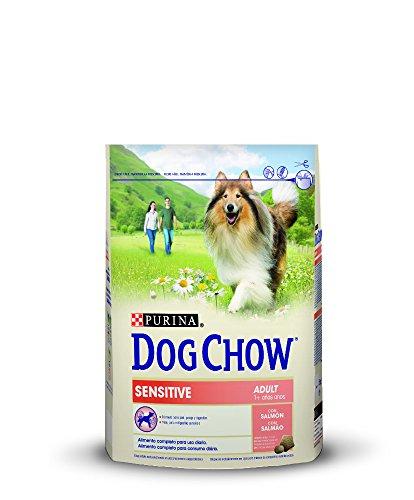 Dog Chow Sensitive Au Saumon 2,5 KG