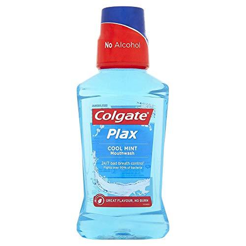 Colgate Plax Cool Mint mondspoeling met CPC 250 ml