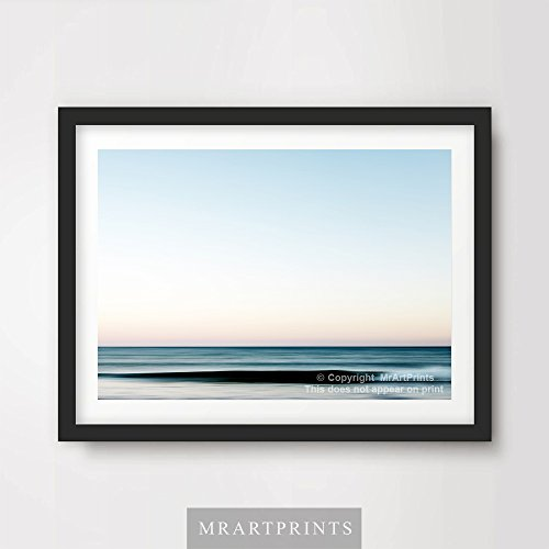 Design OCEAN A3 RELAXATION PRINT A4 POSTER Wall Sizes RELAXING Waves Home Decor Interior Picture SEA A210 ART Beach SEASCAPE Photo mN80wn