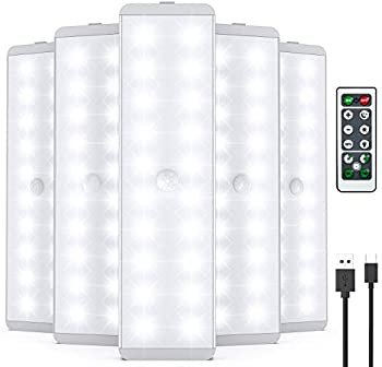 5-Pack Lightbiz LED Closet Light with Remote Control