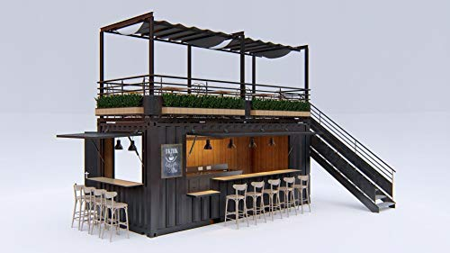 MOMOCO 20ft Container Bar 2