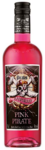 Pink Pirate - Raspberry Rumspirituose 30% Vol. - 0,7l