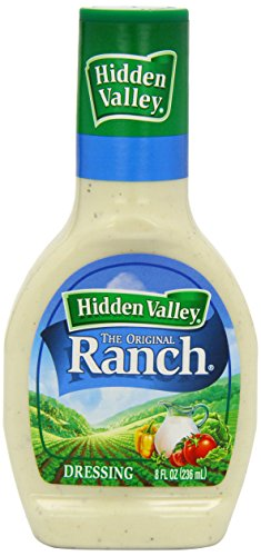 Hidden Valley Ranch Dressing 236g, 3er Pack (3 x 236 g)