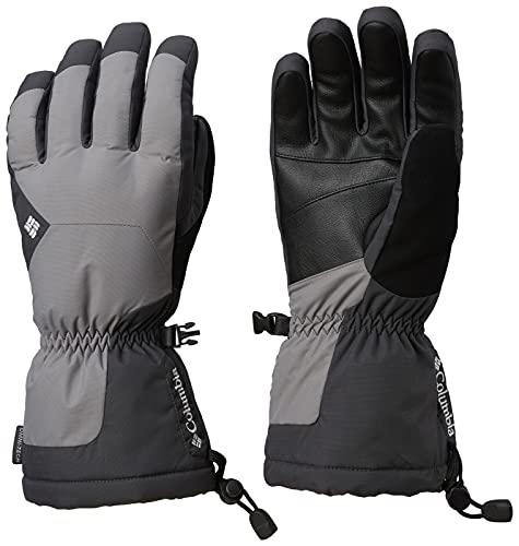 Columbia Men's Tumalo Mountain Glove, Boulder/Shark, Small