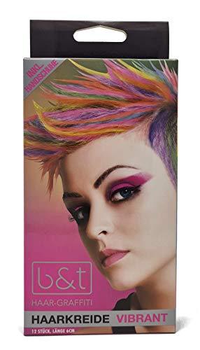 b&t Haarkreide Vibrant 12er