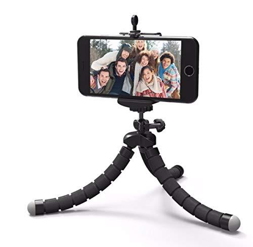 Mini trípode con Mando a Distancia para Huawei GX 8 Smartphone ...