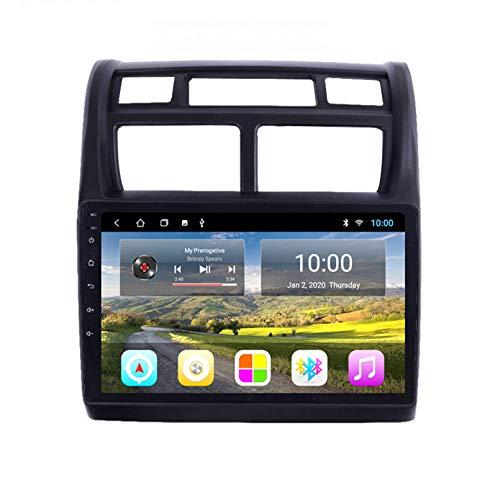 Android 9.1 8 Core 2G + 32G 2.5D Bildschirm Auto DVD Lenkradsteuerung Video Player Multimedia GPS Navigation Für Kia SPORTAGE 2007-2013(Color:WiFi 2G+32G)