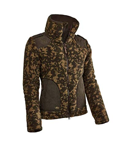 Blaser Argali 3.0 Fleece Jacke Damen Terra Unique (40)