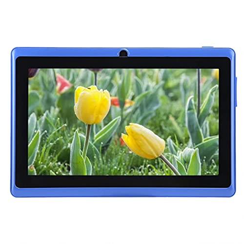 Ong Tabletas para niños, tabletas para niños de Alta definición con Soporte para conexión WiFi Estuche Duradero para(European regulations)