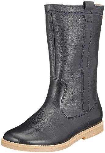 Froddo Mädchen Girls Boots G3160083-2 Schneestiefel, Blau (Dark Blue I17), 33 EU
