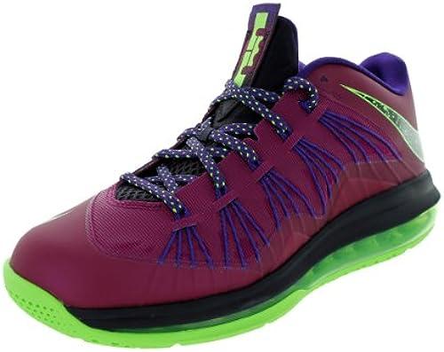 Nike Air Max Lebron X Low & 039;Ostern& 039; Turnschuhe (579765-300)