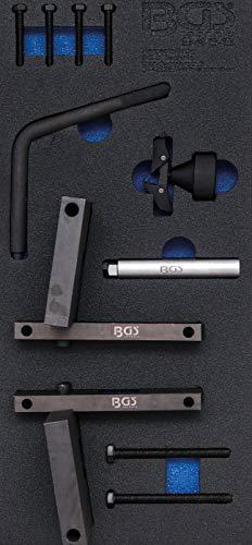 BGS 9458 | Insert de servante d'atelier 1/3 : Coffret de calage | pour BMW S65