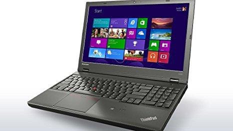 Lenovo - Notebook WorkstationThinkpad W540 Schermo 15.6' Full HD Intel Core i7-4900MQ - 2.8GHz (Ricondizionato Certificato)