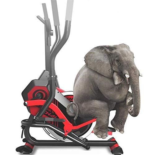 Bicicleta eléctrica elíptica, máquina de montañismo para caminar, equipo de deportes de interior para acondicionamiento físico en el hogar, máquina silenciosa para perder peso de piernas her