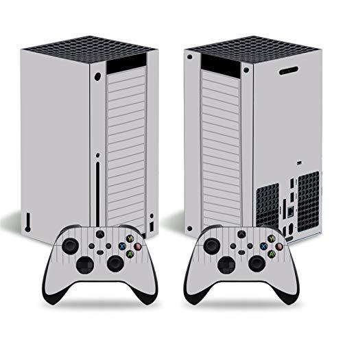 AXDNH Adesivo per Decalcomania in Pelle Stile Mimetico per Console Xbox Series X E 2 Controller Adesivo per Skin in Vinile Protettivo per Accessori Xbox Series X,2270