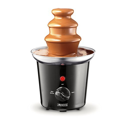 Princess Design fontana di cioccolato–per fonduta di cioccolato e cioccolato frutti by Princess