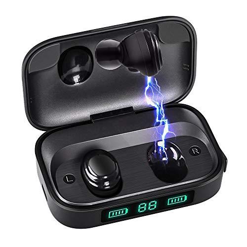 STOGA Bluetooth 5.0 Wireless Earbuds, H01 Wireless Headphones IPX7...