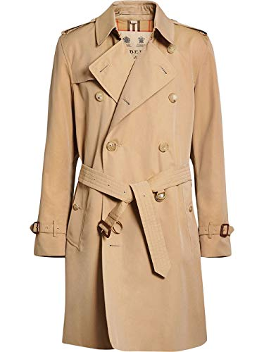 Luxury Fashion | Burberry Heren 4073483 Beige Katoen Trenchcoats | Lente-zomer 20