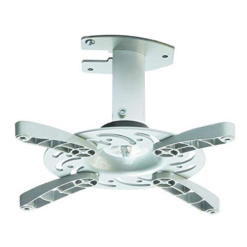 TradeMount Beamer/Projektor Deckenhalterung 30° neigbar 360° drehbar, kompatibel für Liesegang dv-WX 589