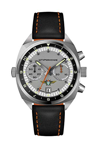 STURMANSKIE Poljot Chronograph 2020 Sonderedition 3133-1981260 russische mechanische Uhr