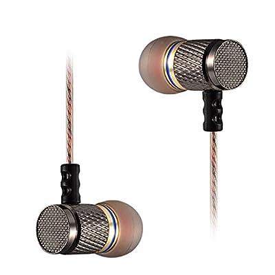Noise Cancelling Headphones Headphones Deep Bass Headphones Over Ear,1PC Ear Sports Headphones Stereo Earphone Music Metal Heavy Bass Sound Headset