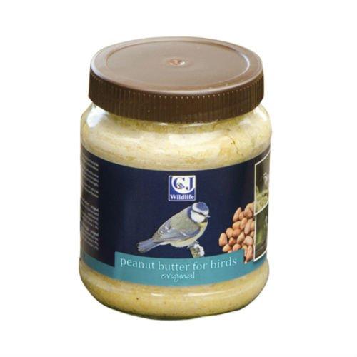 CJ Wildlife Beurre de cacahuète pour oiseaux Original Coque de 7