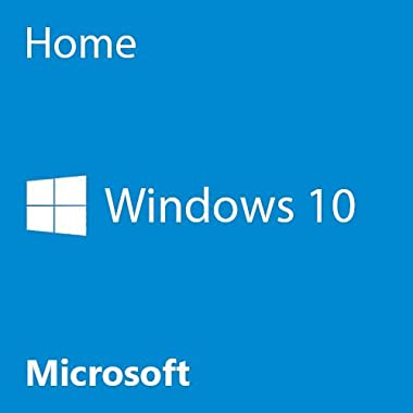 Microsoft Software | Windows 10 Home 64 Bit System Builder OEM | PC Disc