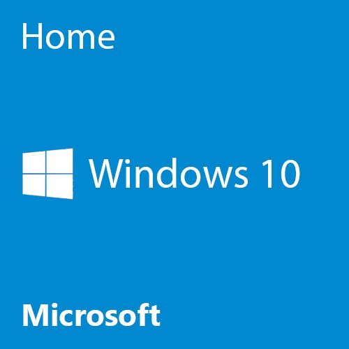 OEM Windows 10 Home, 64-Bit, 1-Pack, DVD