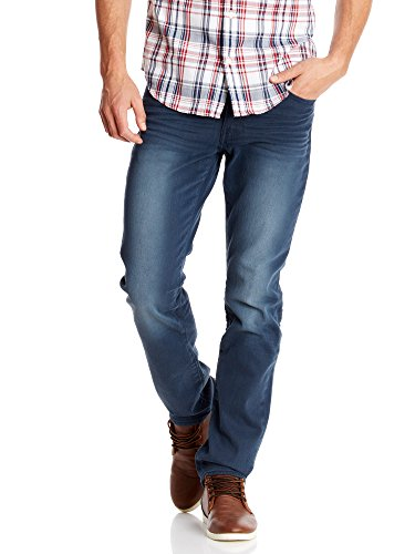Levi's Jeans 511 Slim Fit dunkelblau Used W34L30