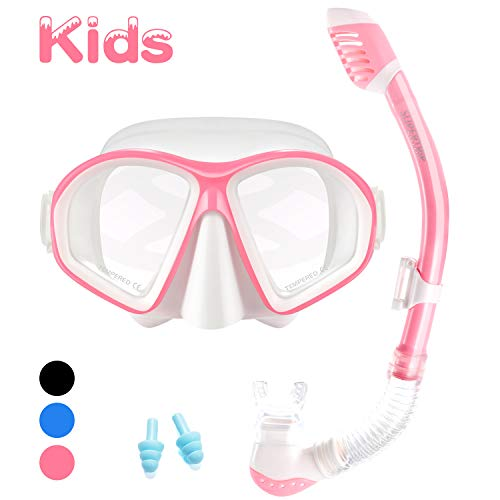 Supertrip Kids Snorkel Set