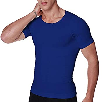 Best mens slimming t shirt Reviews