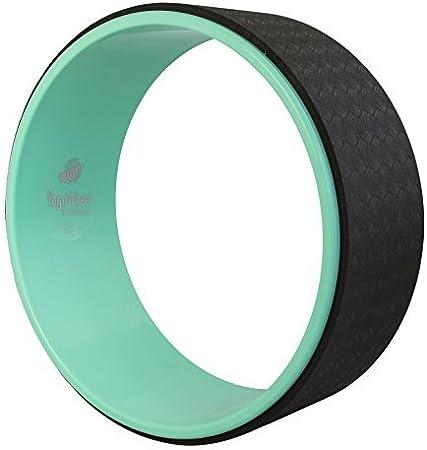 Yoga Wheel - das ultimative Dispositivo de entrenamiento en turquesa