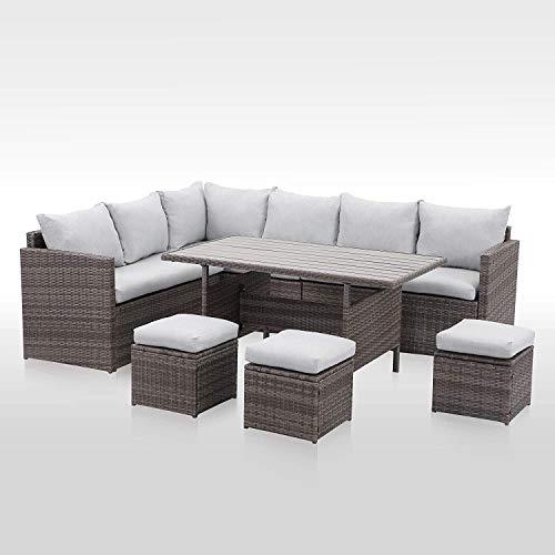 Wisteria Lane 4 Piece Outdoor Patio Furniture Sets