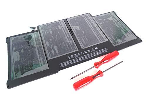 PowerWings - Batería de polímero de litio de repuesto para Apple MacBook Air de 13' (mediados de 2013 a principios de 2015)