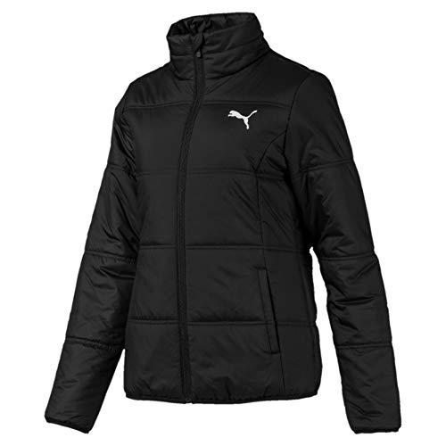 PUMA Abrigo Mujer Essentials Padded Negro 580037-01