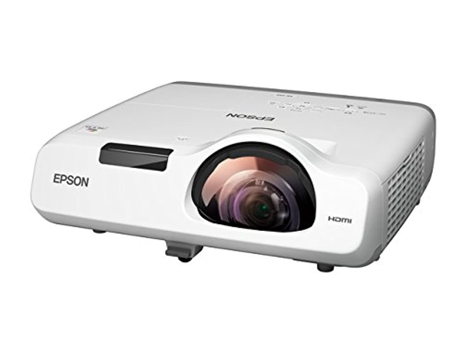 光電星脅迫エプソン プロジェクター EB-530 (3200lm/XGA/3.7kg/デスクトップ型超短焦点)
