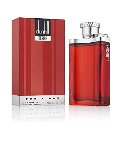 Dunhill Desire For A Man 100 ml Eau de Toilette Spray für Ihn, 1er Pack (1 x 100 ml)