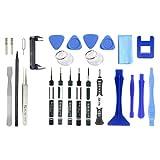 zhangxia Electronics Repair Kits JF-8150 26 en 1 Conjunto de Herramientas de reparación Multifuncional con Bolsa