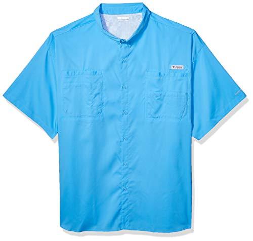 Columbia Tamiami II SS Camisa para Hombre, Hombre, 1287053, Yate, 5 Unidades