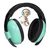 Gehörschutz Baby, Lärmschutz Kopfhörer Kinder mit verstellbarem Kopfbügel, Ohrenschützer Zusammenklappbar mit hohem Kids, Ab 0Monaten bis 5 Jahre