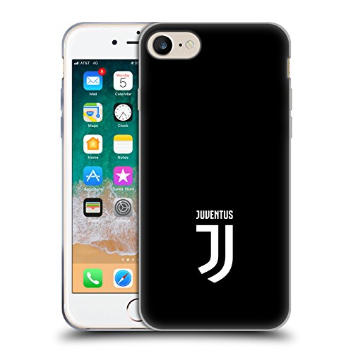 Head Case Designs Ufficiale Juventus Football Club Banale Lifestyle 2 Cover in Morbido Gel Compatibile con Apple iPhone 7 / iPhone 8 / iPhone SE 2020