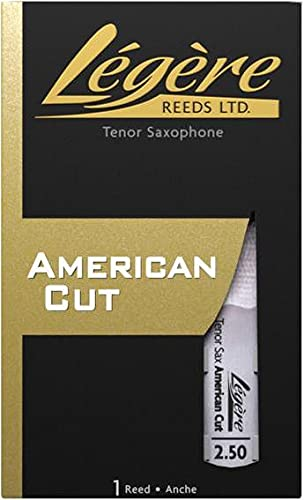 Legere Tenor Sax American Cut 2.5, TSA2.50