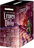 Legacy of the Drow Gift Set: The Legacy, Starless Night, Siege of Darkness, and Passage to Dawn (Forgotten Realms: Legacy of the Drow)