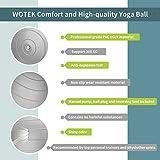 Zoom IMG-1 wotek palla da ginnastica fitness
