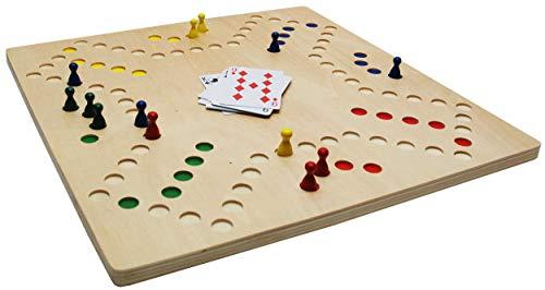 H.O.T. Games - Jeu du Toc 4 joueurs ou 6 joueurs complet