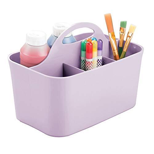 mDesign Art Supplies Organiser –...